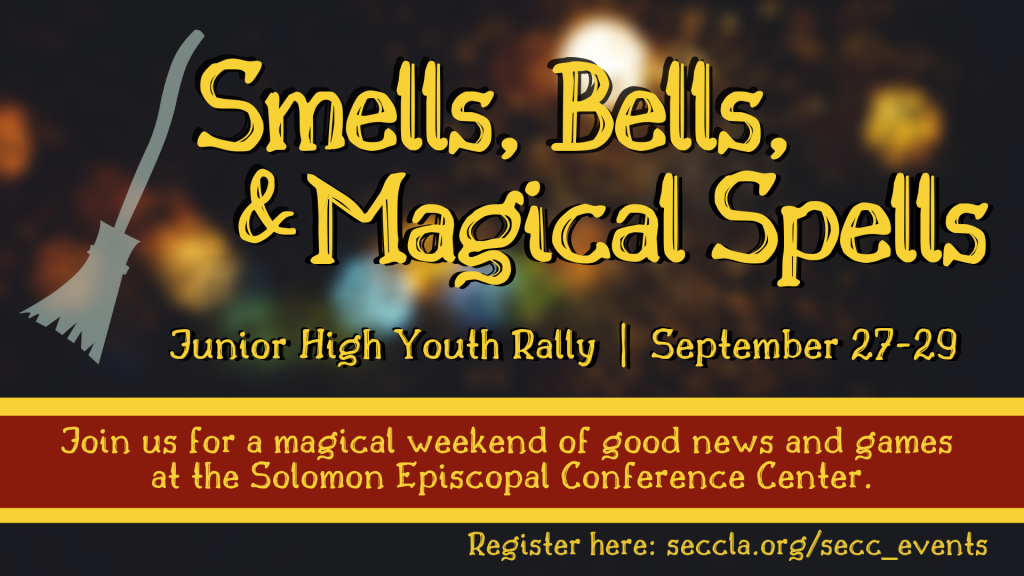 Junior High Youth Rally | The Episcopal Diocese of Louisiana