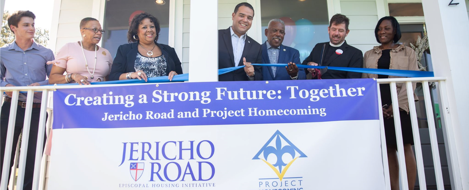 Building Community in Central City: The 15th Anniversary of the Jericho Road Episcopal Housing Initiative