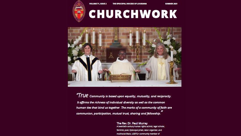 Churchwork Summer 2021