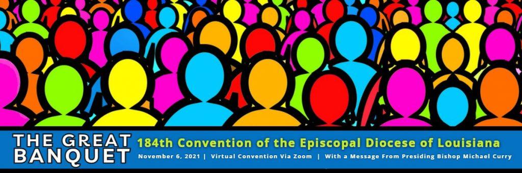 Invitation to the 184th Annual Convention